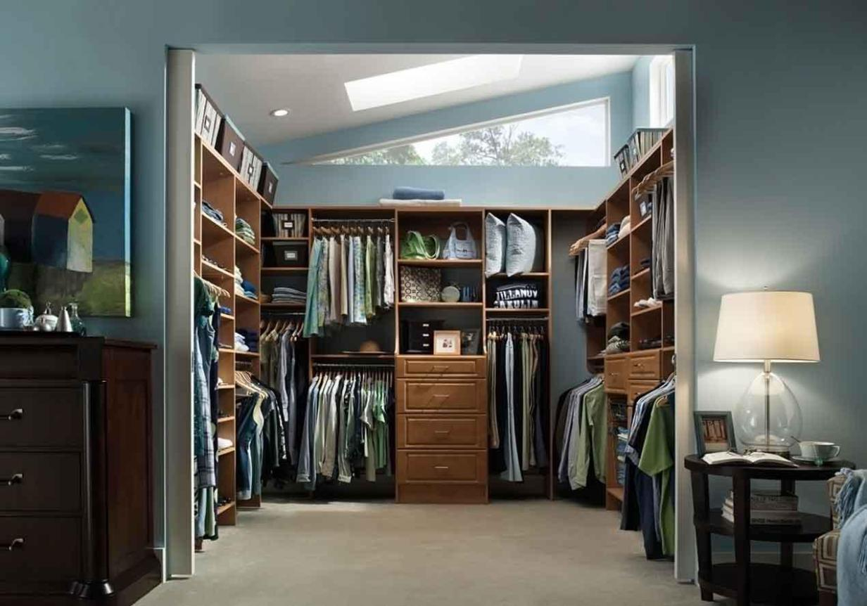 Image of: Cheap Wardrobe Closets