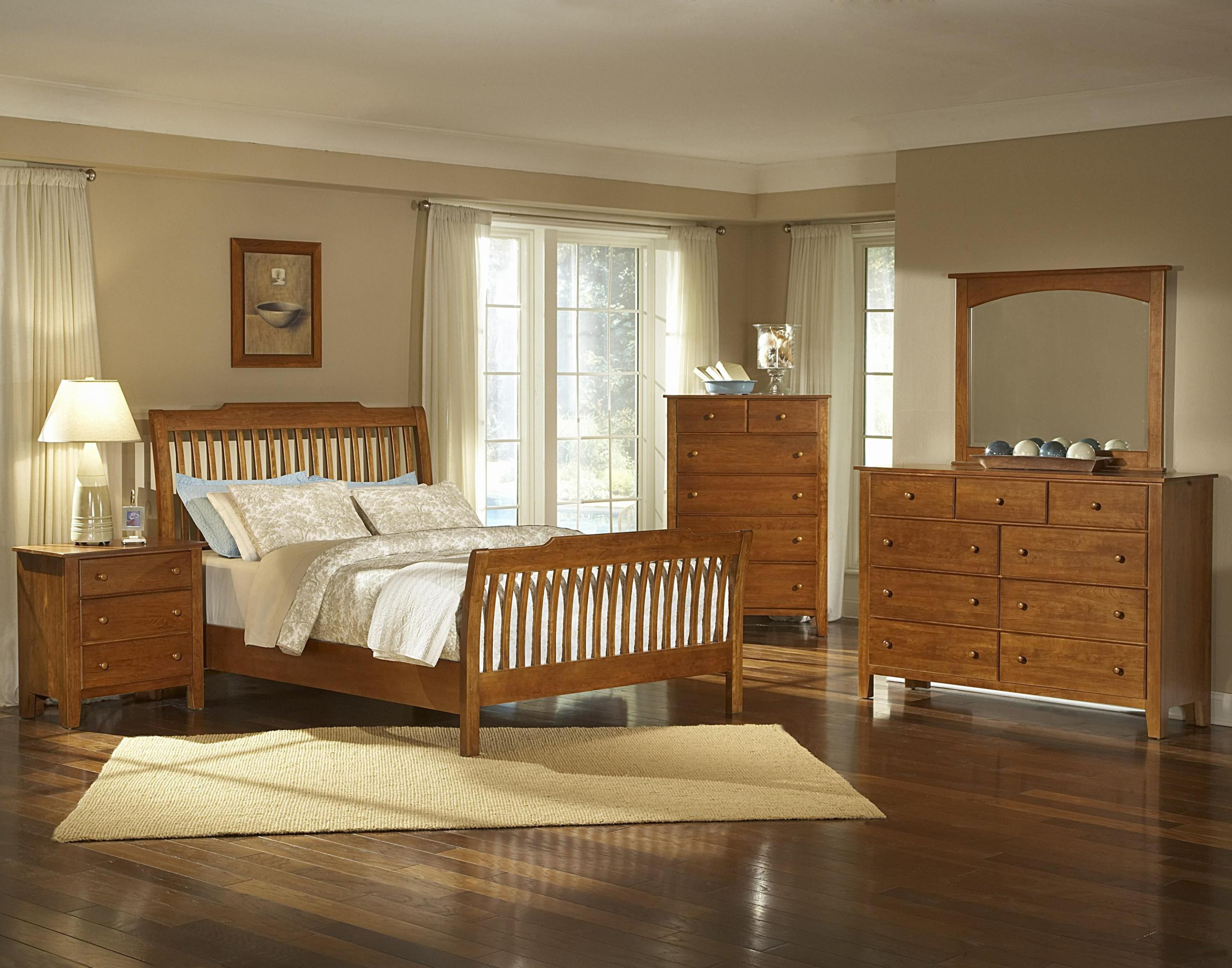 Image of: Cherry Wood Furniture