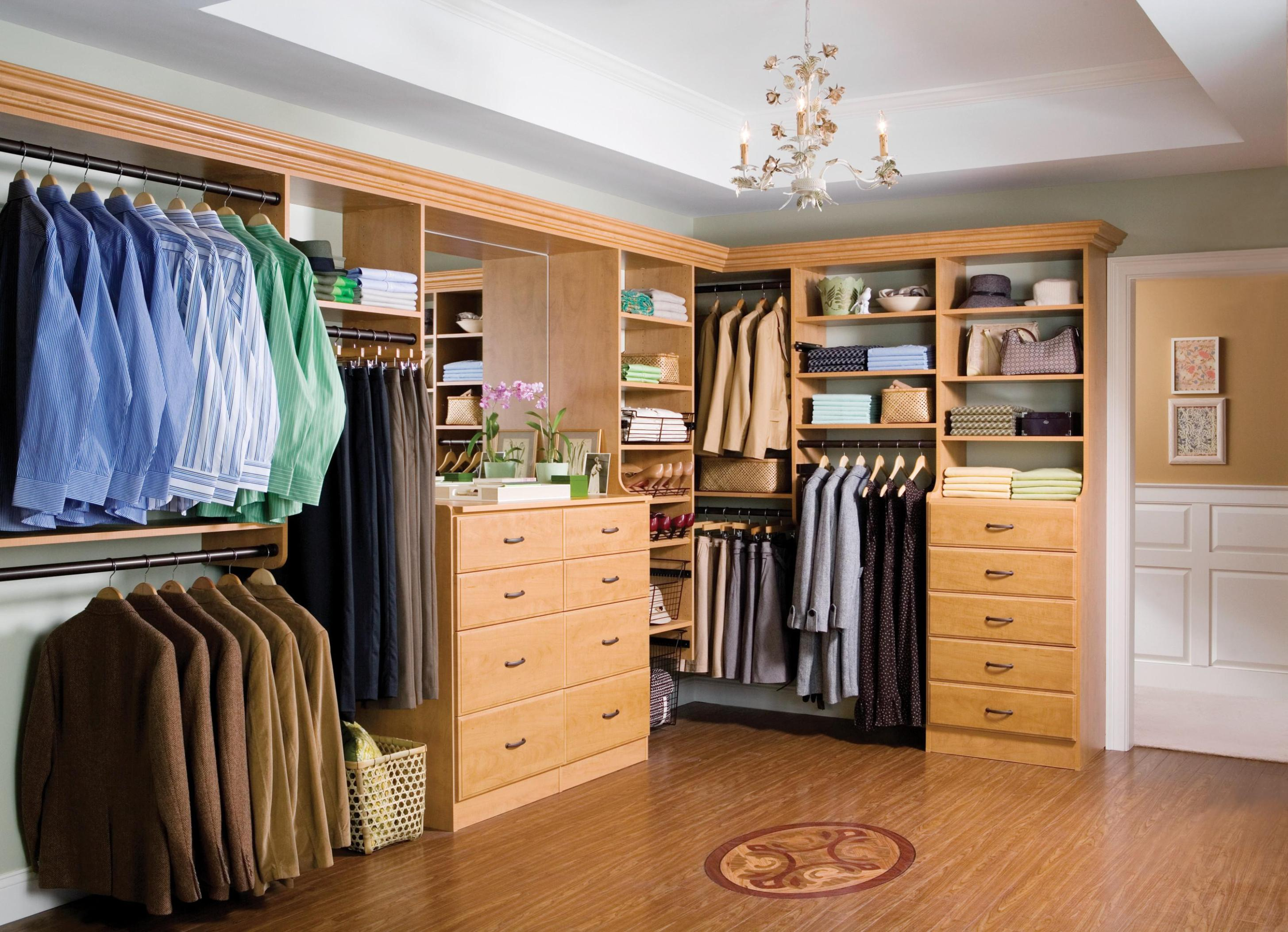 Image of: Clothing Armoires Wardrobe
