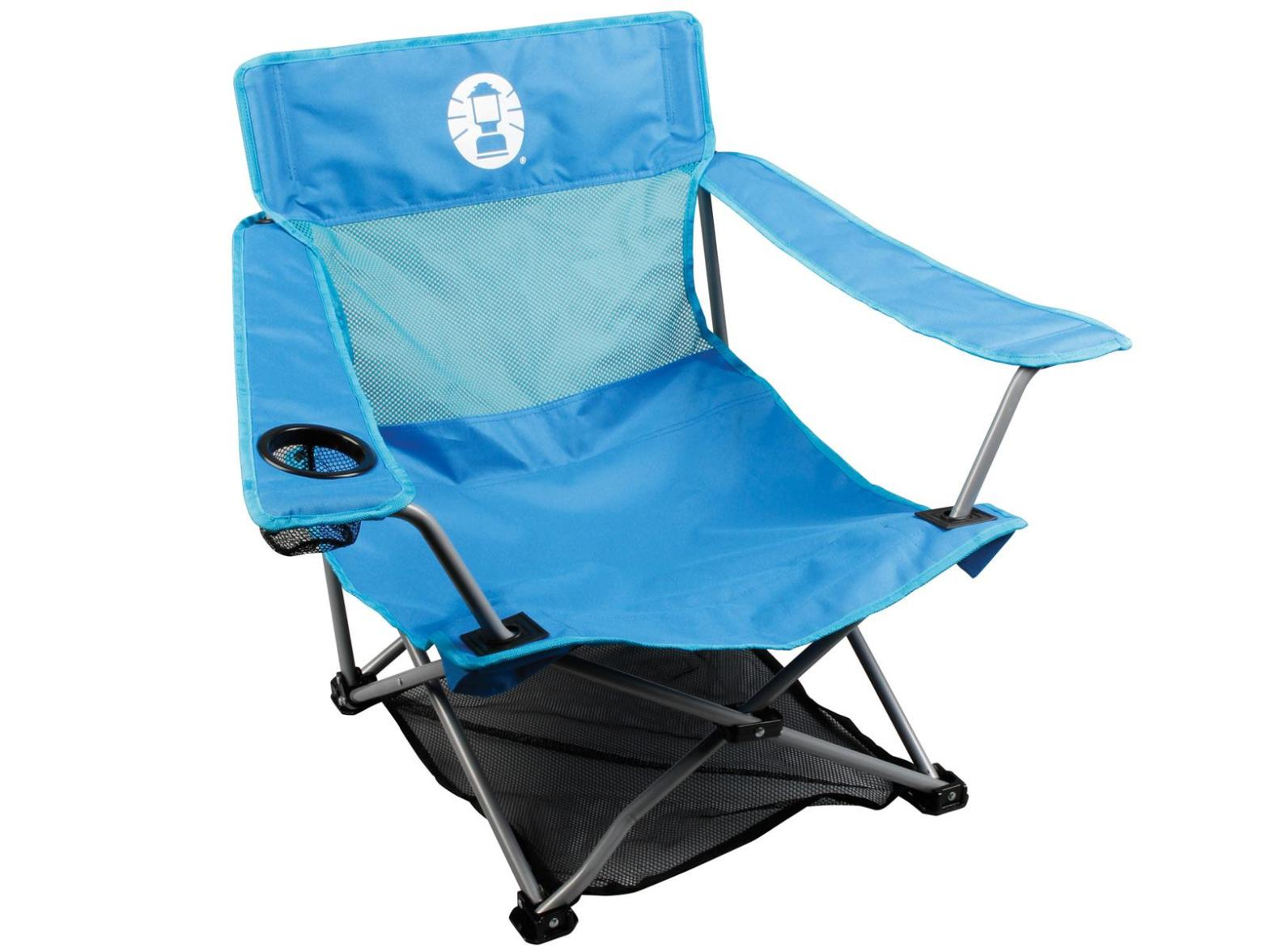 Image of: Coleman Camp Chairs Folding