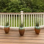 Composite Deck Railings Plan