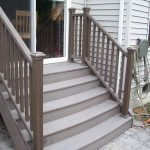 Composite Deck Stairs Colors