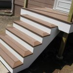 Composite Deck Stairs Ideas