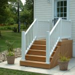 Composite Deck Stairs Paint