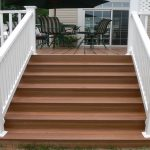 Composite Deck Stairs Vinly