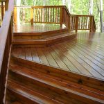 Composite Mahogany Decking