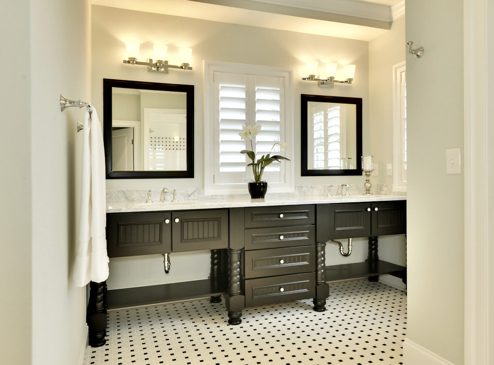 Image of: Contemporary Bathroom Mirrors