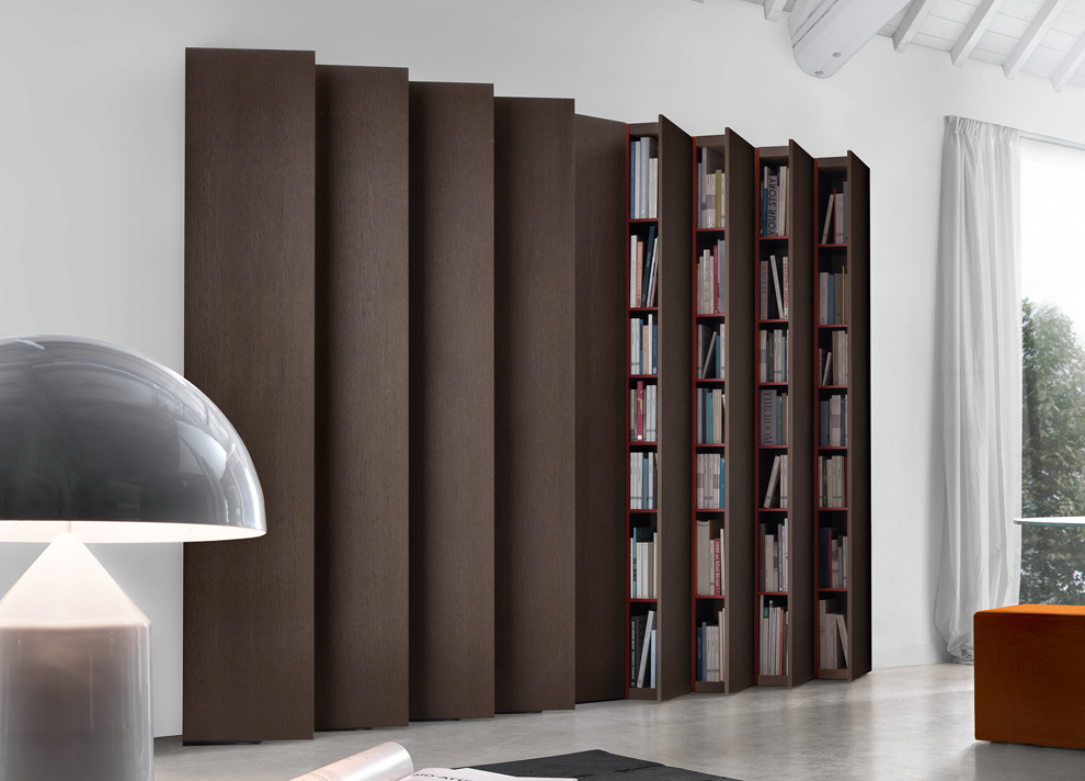 Image of: Contemporary Bookcaseis   lamph