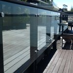 Cool Glass Deck Railing