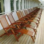 Cozy Titanic Deck Chair
