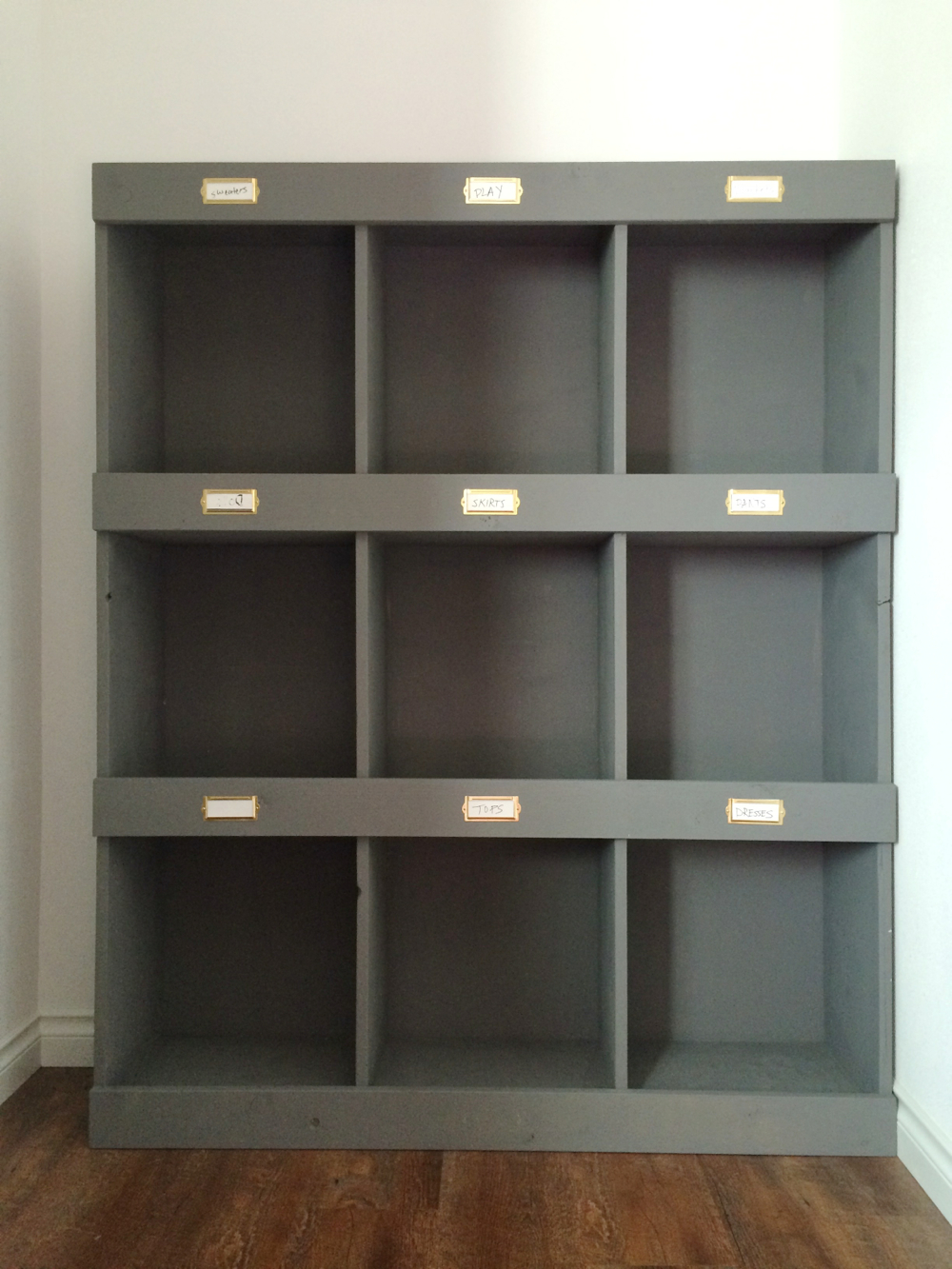 Image of: Cubby Bookcase Picture