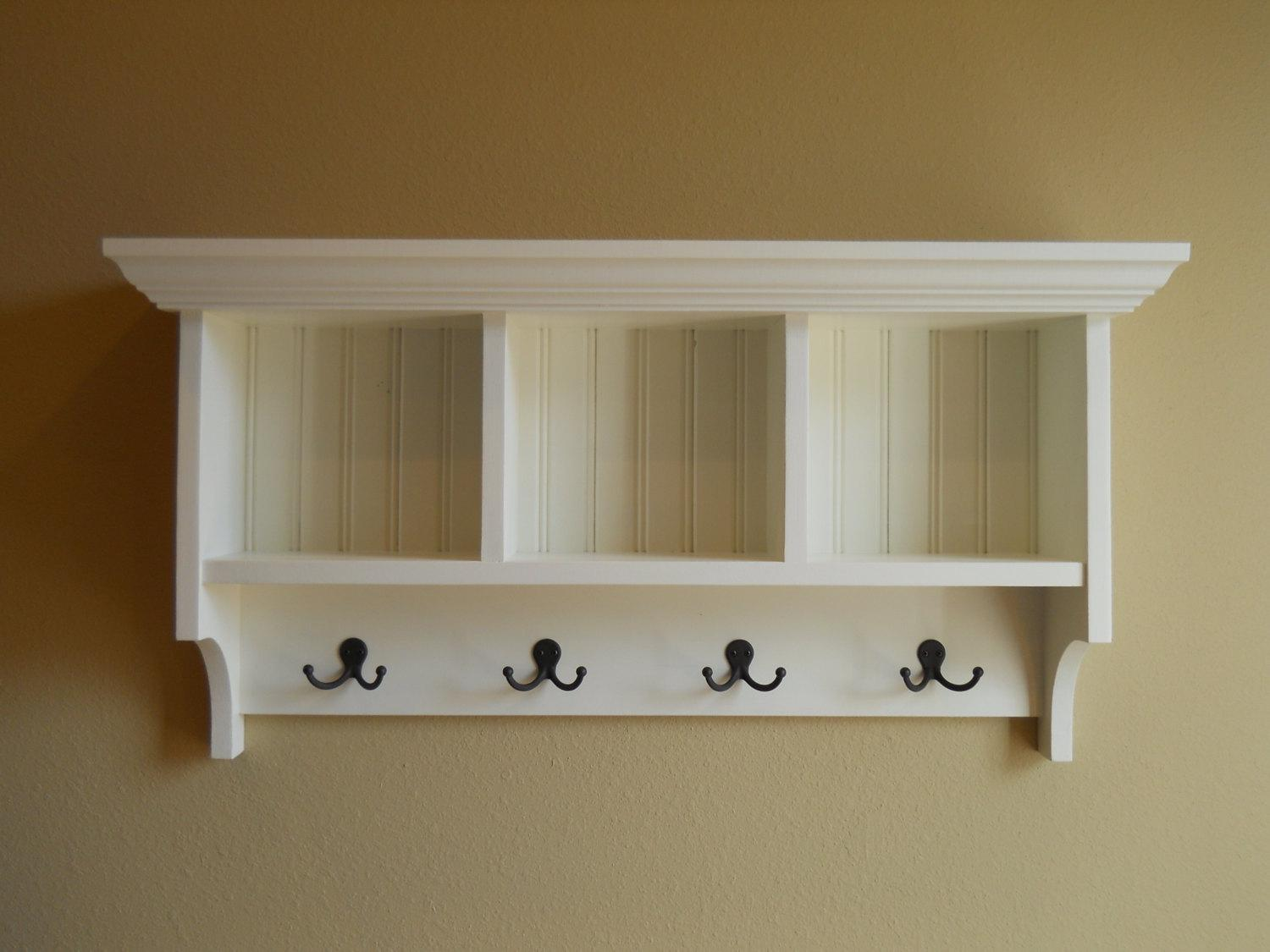 Image of: Cubby Storage Shelves