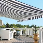Cute Deck Awning