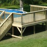 DIY Oval above Ground Pools