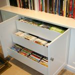 DVD Bookcase Drawers