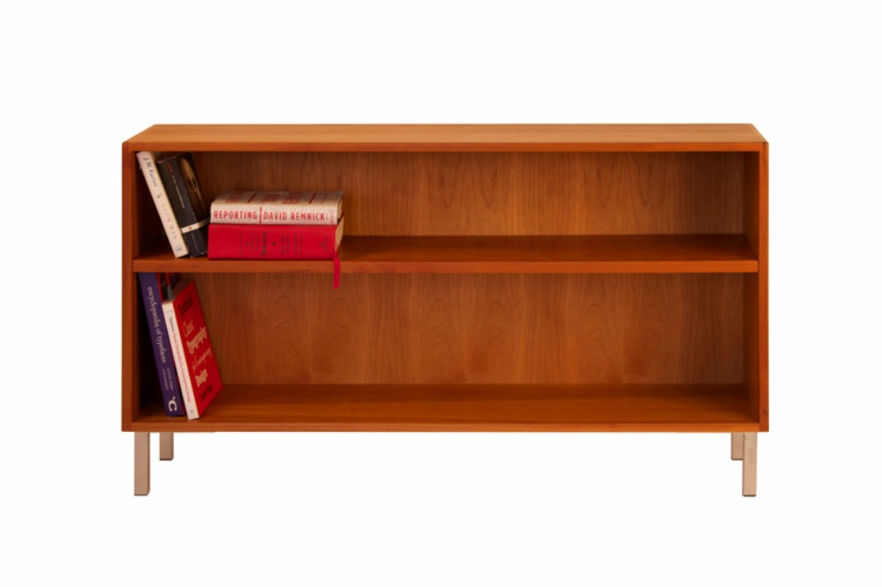 Image of: Danish modern bookcases