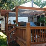 Deck Awnings Designs