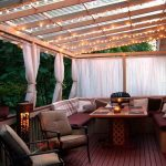 Deck Covers for Shade Lighting