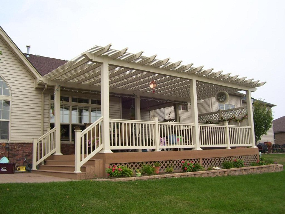 Deck Covers for Shade Type