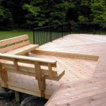 Deck Seating Ideas Benches