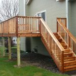 Deck Stair Railing Style