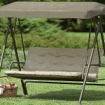 Deck Swings with Canopy Design