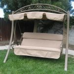 Deck Swings with Canopy Ideas