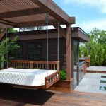 Deck Swings with Canopy Style