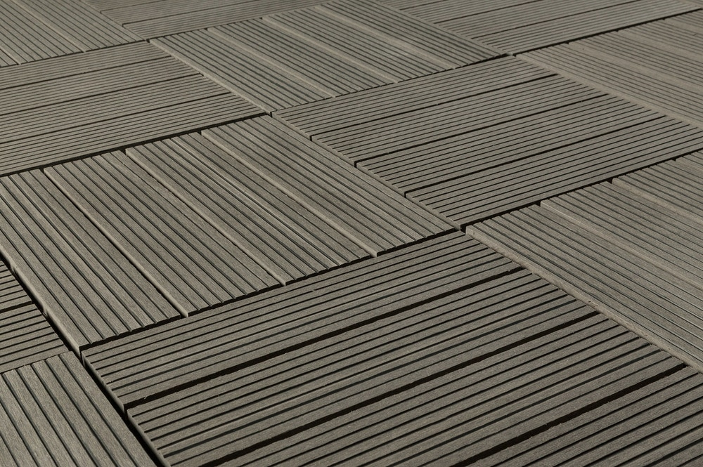 Image of: Deck Tile Design