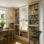 Deep Bookcase Library