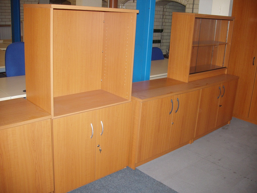 Image of: Deep Bookcase Office