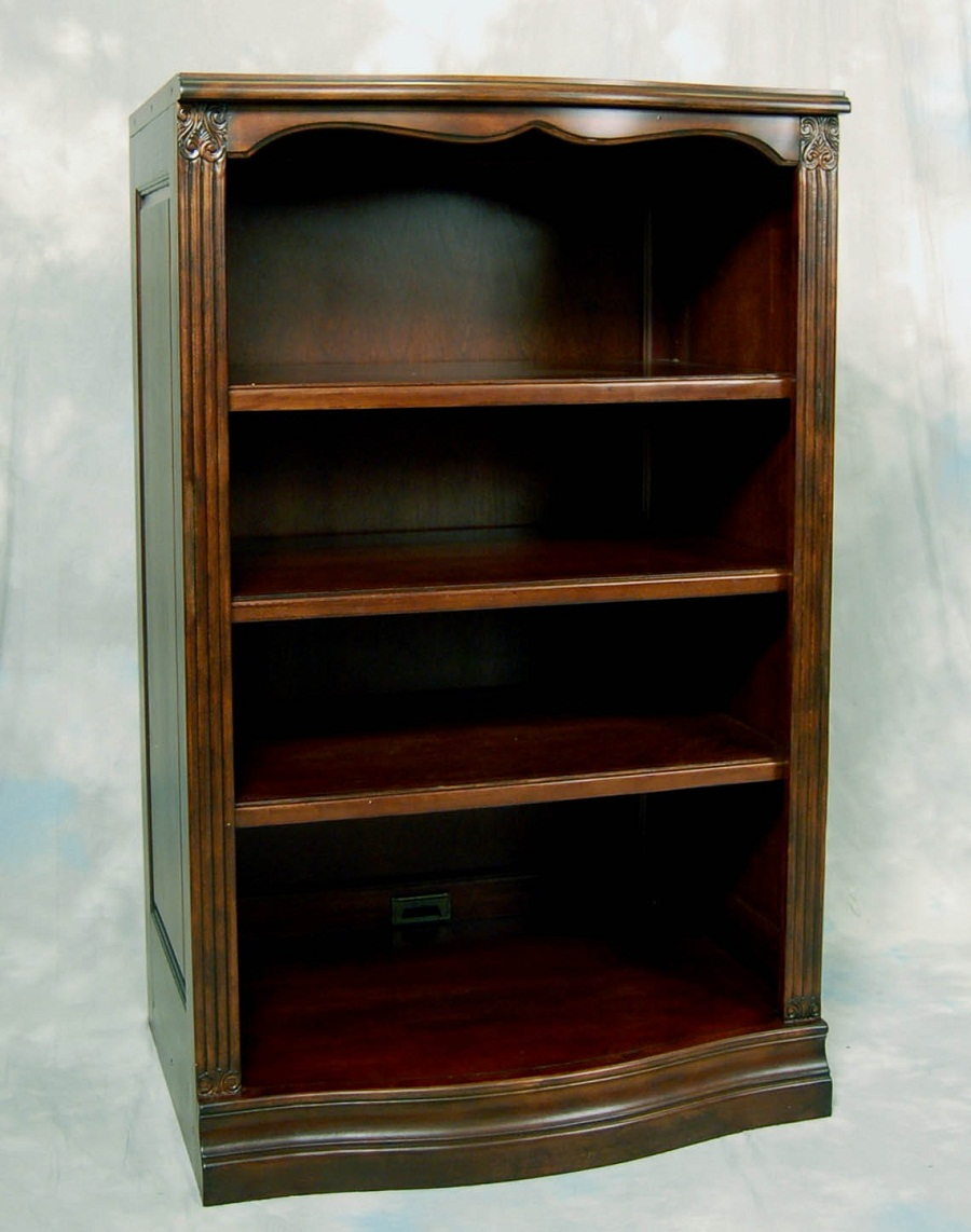 Image of: Deep Bookcase Style