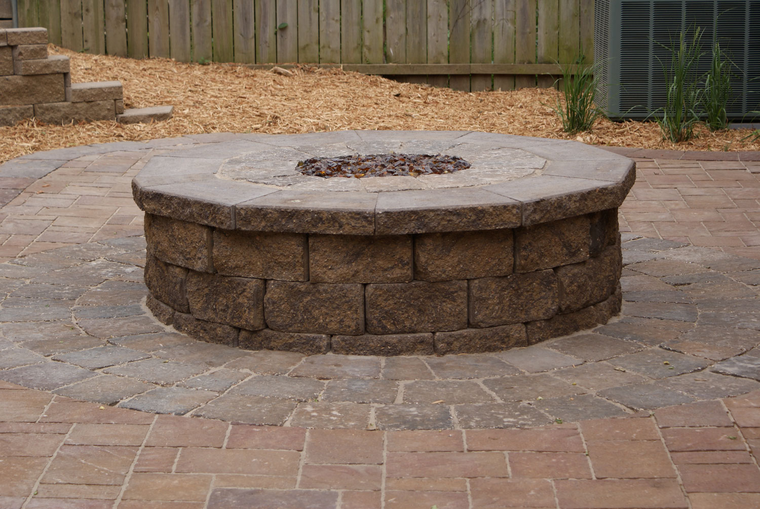 Image of: Diy Outdoor Propane Fire Pit