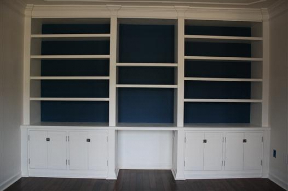 Image of: Diy plans bookcase