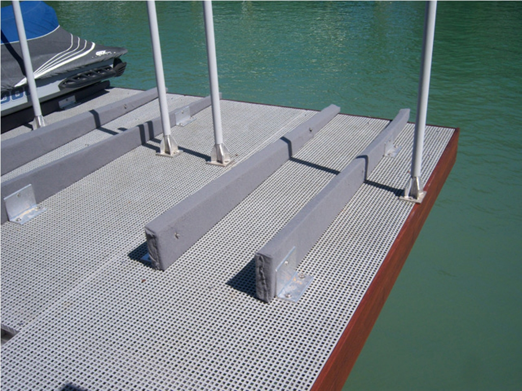 Image of: Dock Decking Boards