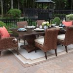 Durable Wicker Patio Dining Sets