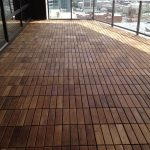 Easily Teak Deck Tiles