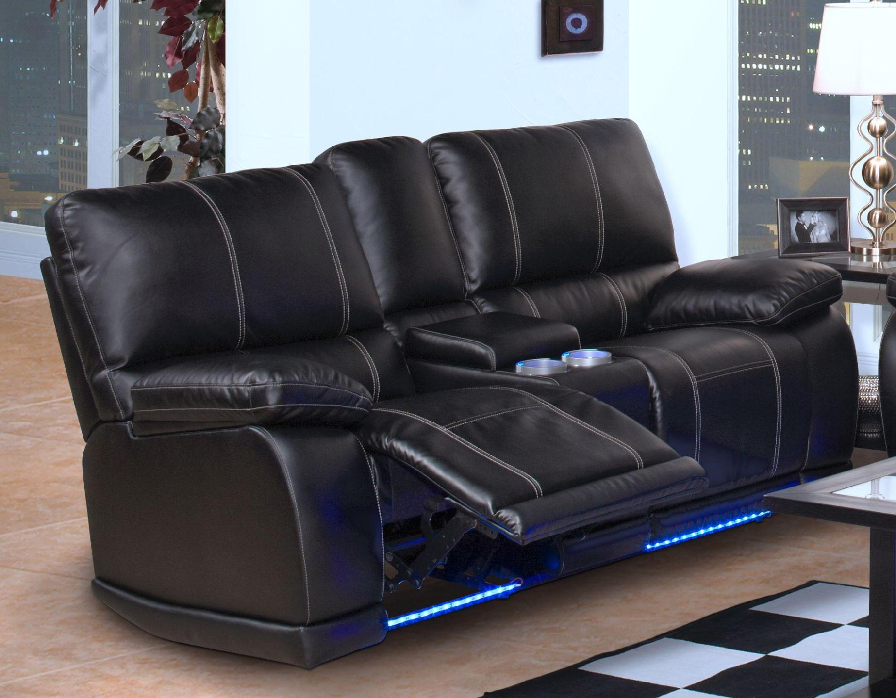 Image of: Electric Reclining Couch