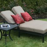 Elegant Outdoor Chaise Lounge