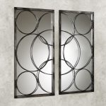 Excellent Silver Wall Mirror