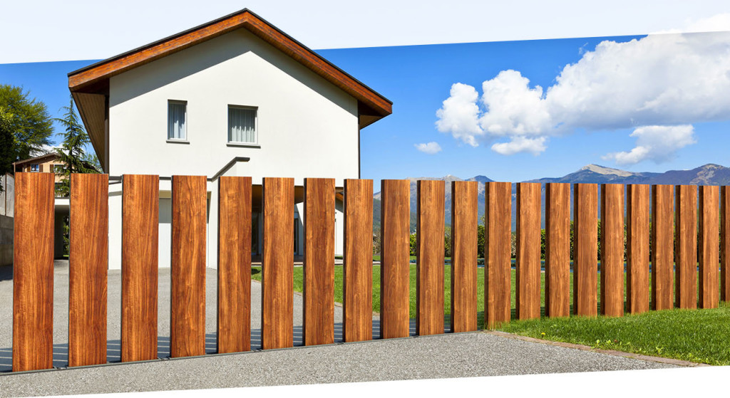 Image of: Fancy Retractable Deck Gate