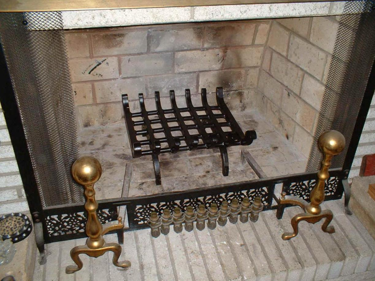 Image of: Fireplace Firewood Holder