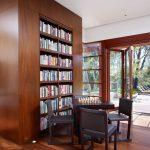 Folding Bookcase Wall