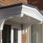 Awesome Front Door Awnings Style