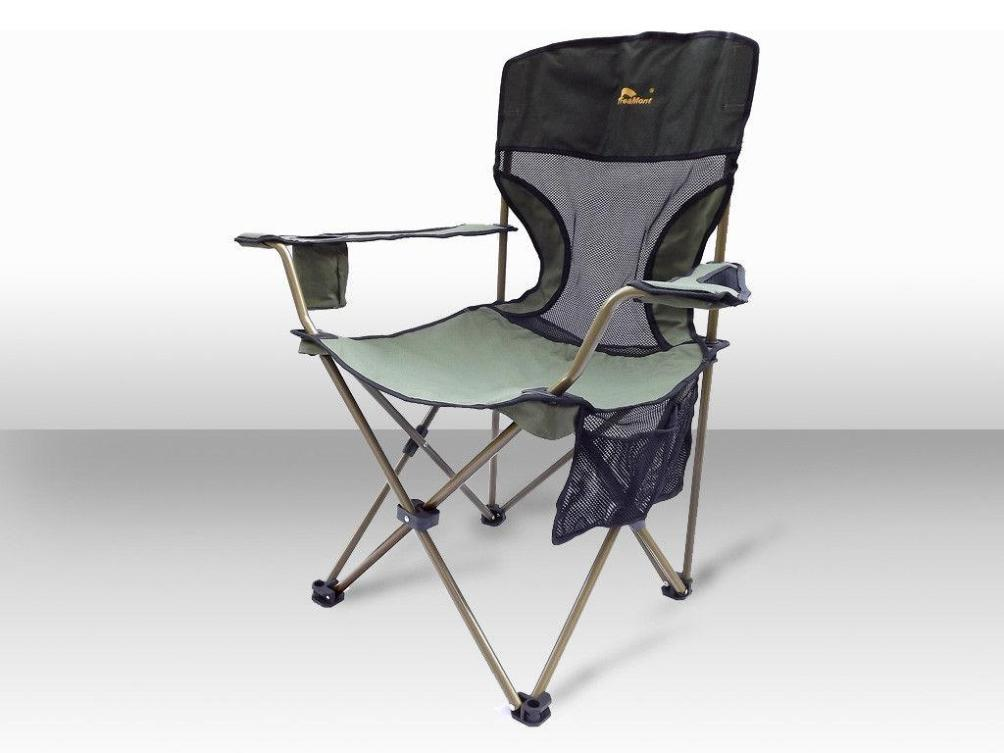 Image of: Heavy Duty Folding Camp Chair