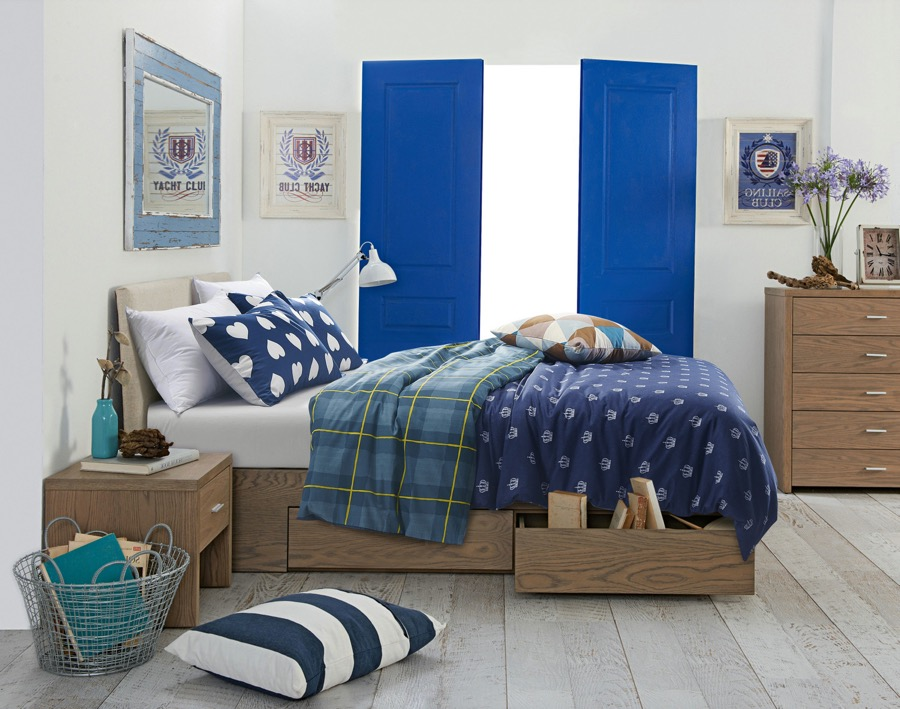 Image of: IKEA Bedroom Sets King bedding