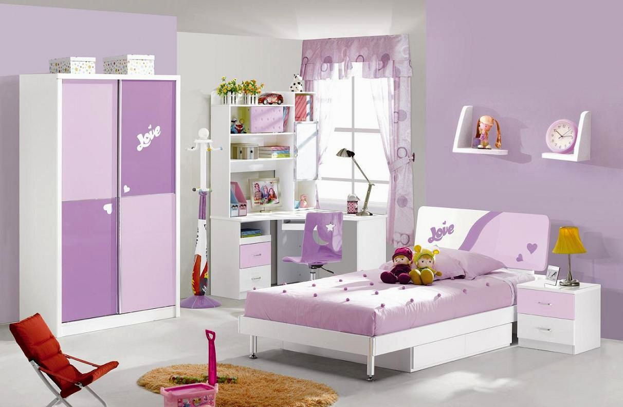 Image of: Kids Bedroom Furnitures