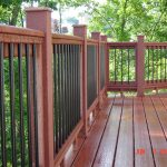 Idea Metal Balusters For Deck