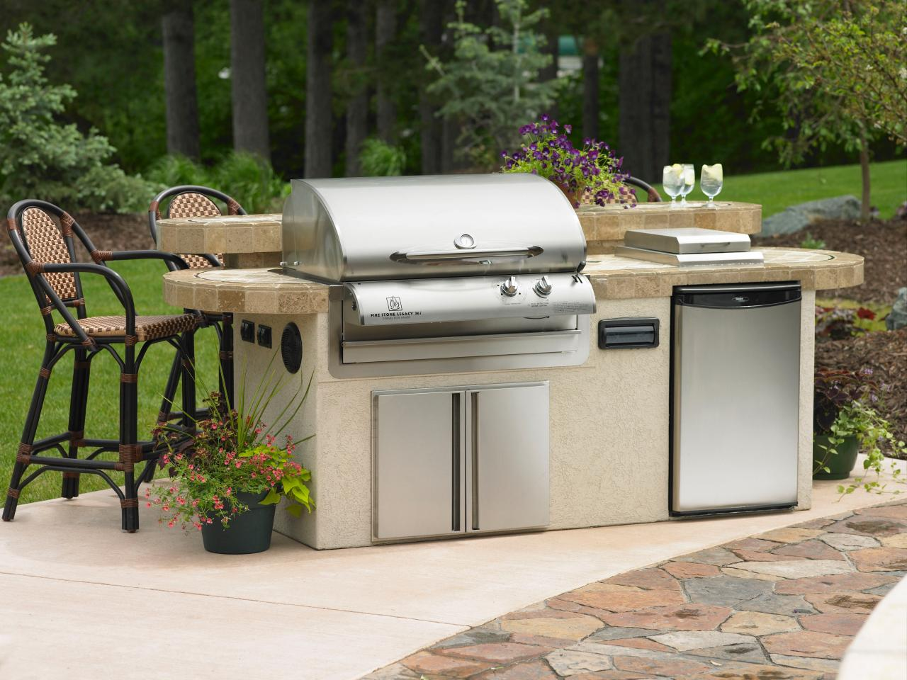 Image of Outdoor Griddle