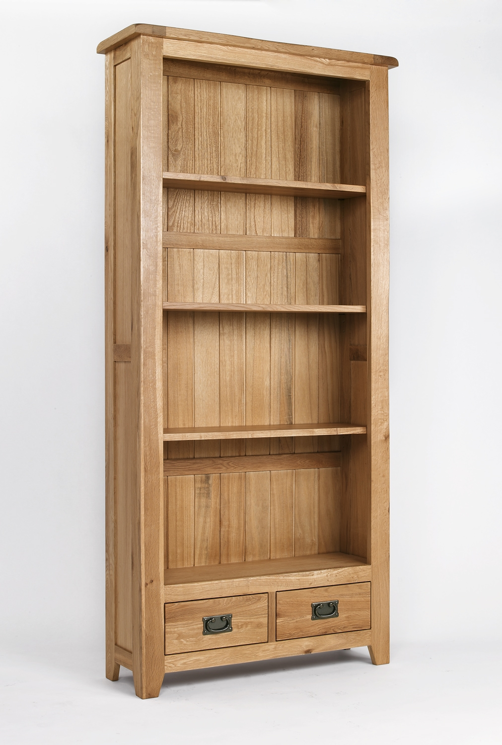 Image of: Images of Solid Wood Bookcase